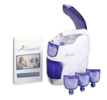 Crystalift Skin Resurfacing Microdermabrasion Kit