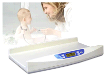 Doran DS4100 Digital Baby Scale & Reweigh Function