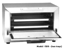 Steri-Dent Dry Heat Electric 2-Drawer Sterilizer
