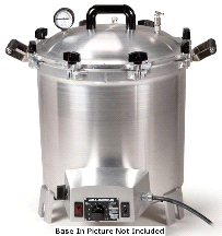 All American 75X Electric Autoclave