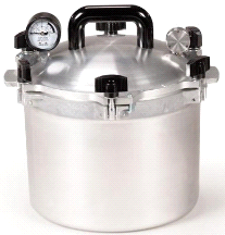 All American 10.5 Quart Pressure Cooker