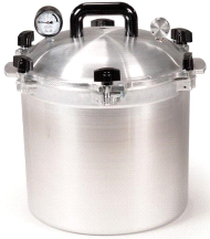 All American 21.5 Quart Pressure Cooker (BACKORDERED)