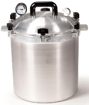 All American 25 Qt. Pressure Cooker Canner  (BACKORDERED)