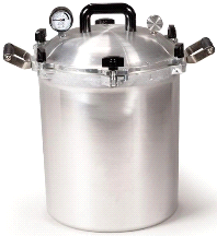 All American 30 Quart Pressure Cooker (BACKORDERED)