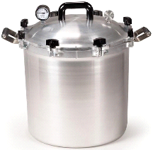 All American 41.5 Quart Pressure Cooker (BACKORDERED)
