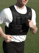 Ironwear Short Uni-Vest 20lbs. Weighted Vest