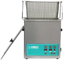 Crest 1.5 Gallon CP500D Ultrasonic Heated Cleaner & Basket