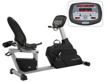 Fitnex R70 Professional Recumbent Cycling Bike