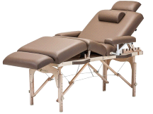 EarthLite Calistoga Portable Masseuse Massage Table
