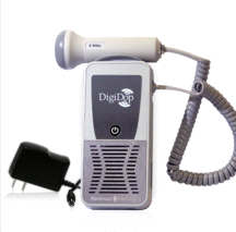 DigiDop 301 Digital Doppler System w/ Rechargeable Battery