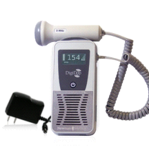 DigiDop 701 Digital Doppler Digital Display & Rechargeable Battery System