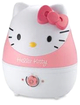 Crane Hello Kitty Cool Mist Child's Nursery Humidifier