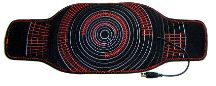Qfiber Infrared Body Pad Healing Heating Therapy System