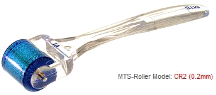 MTS CR2 Micro Needle Roller FDA Skin Therapy System