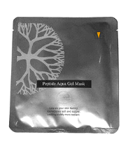 Clinical Resolution Peptide Aqua Hydrating Gel Masks