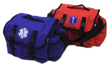Fully Stocked Large Pro-II Trauma Bag First Aid Kit