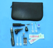 CFM Basic ENT Field Kit Pocket Light & Eye Care Set
