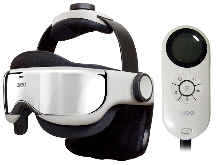 Breo IDream 1260 Digital Temple Head & Eye Massager