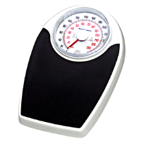 HealthOMeter 142KL Professional Floor Dial Scale