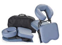 EarthLite Travelmate Desktop Massage Support System