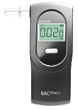 BACtrack Element Alcohol Breathalizer Breathalyzer