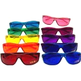 Color Therapy Pro Style Relaxation Glasses