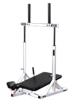 Yukon Fitness VLP-154 Vertical Leg Press Narrow Exercise Machine
