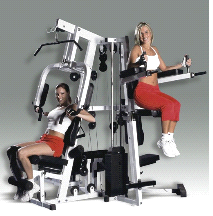 Yukon Fitness WMS-200 Wolverine Multi-Station Exercise Heavy Duty Gym