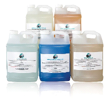 OmegaClean 5 Gallon Industrial Ultrasonic Cleaning Agent Soap Solvent Solution