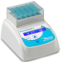 Benchmark Scientific BSH200 My Block Mini Digital Dry Bath