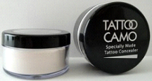 Tattoo Camo Complete Coverage Tattoo Concealer Paste Single Kit