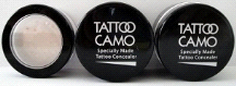 Tattoo Camo Complete Coverage Tattoo Concealer Paste Double Kit