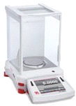Ohaus Explorer Analytical Balances w/ SmarText Software