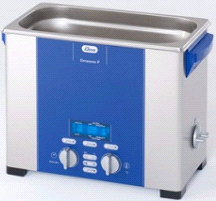 Elma Elmasonic P60H 5.75 Liter Heated Digital Ultrasonic Cleaner And Basket