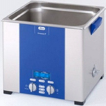 Elma Elmasonic 120v P180H 18 Liter Heated Sonicator Bath Ultrasonic Cleaner