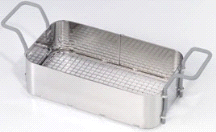 Elma Elmasonic Stainless Steel Basket for the E15H & S15H Units