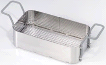 Elma Elmasonic Stainless Steel Basket for the E30H, S30H & P30H Units