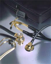 ADC Model 645 Gold Special Edition Stethoscope