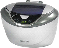 Isonic D2840 1.6 Pt. Ultrasonic Cleaner Jewelry Cleaner