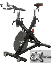 Fitnex X Series Velocity Indoor Exercise Bike