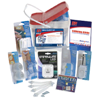 Quake Kare Child Care Safety Accessory Home Survival Kit