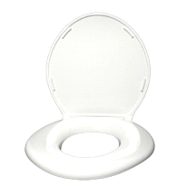 Big John Built for Comfort Standard Toilet Seat 6W