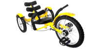Mobo Kids Mobito Tricycle 3 Wheel Child Cruiser Bike