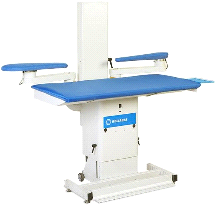 Reliable 7600VB Utility Vacuum Pressing Table Board and Up Air Table