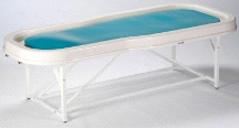 Touch America Salon Spa Hydrotherapy Acrylic Wet Table