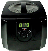 GemOro 1.2 Quart Ultrasonic Jewelry Cleaner w/ Digital Timer