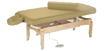 Touch America Electric Olympus Flat Top Adjustable Massage Table