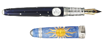 David Oscarson Celestial Collection Fountain Pen