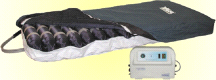 Tuffcare Comfy Floate Alternating Pressure Reducing Pump and Mattress System
