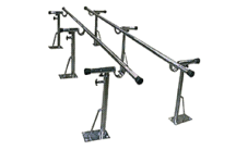 Bailey 4530 Adjustable Height and Width Bariatric Parallel Bars